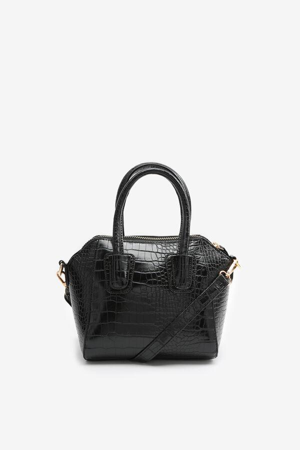 Mini Crocodile Tote Bag