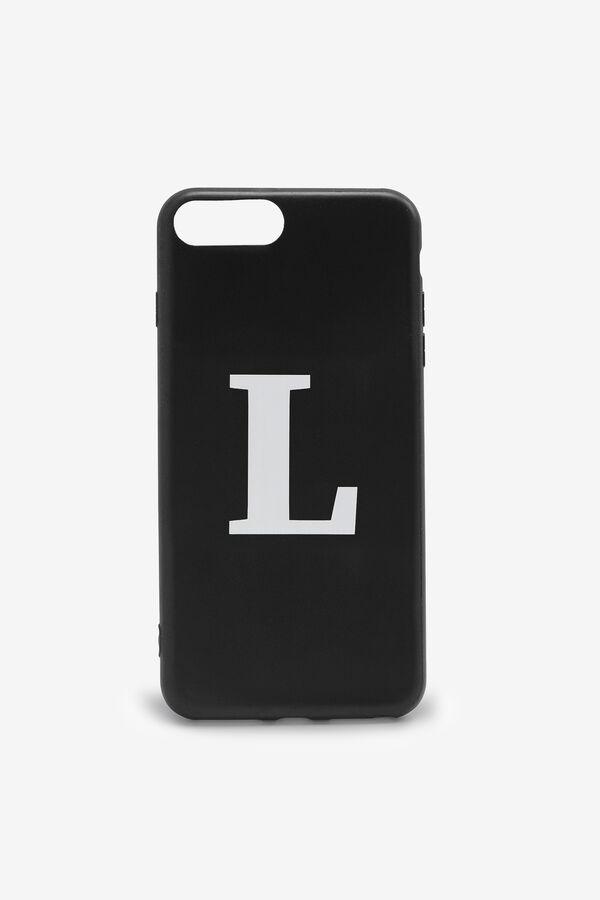 Letter L iPhone 6/7/8 Plus Case