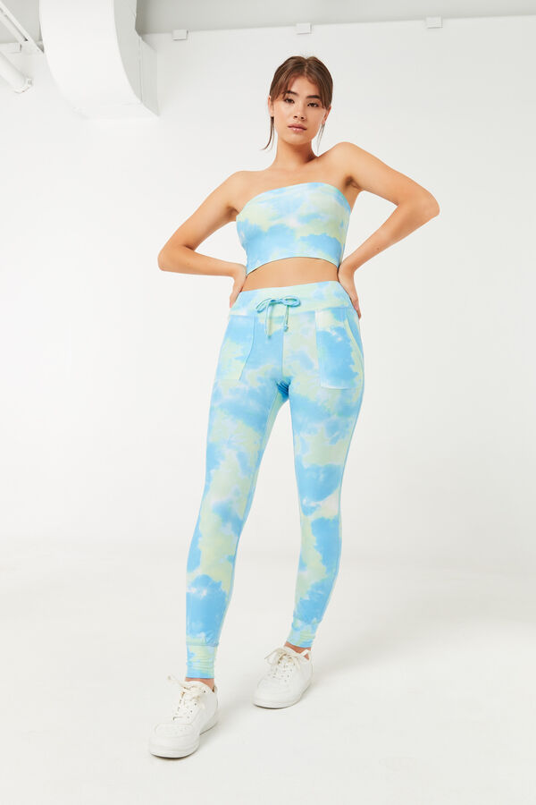 Multi-Dye Leggings