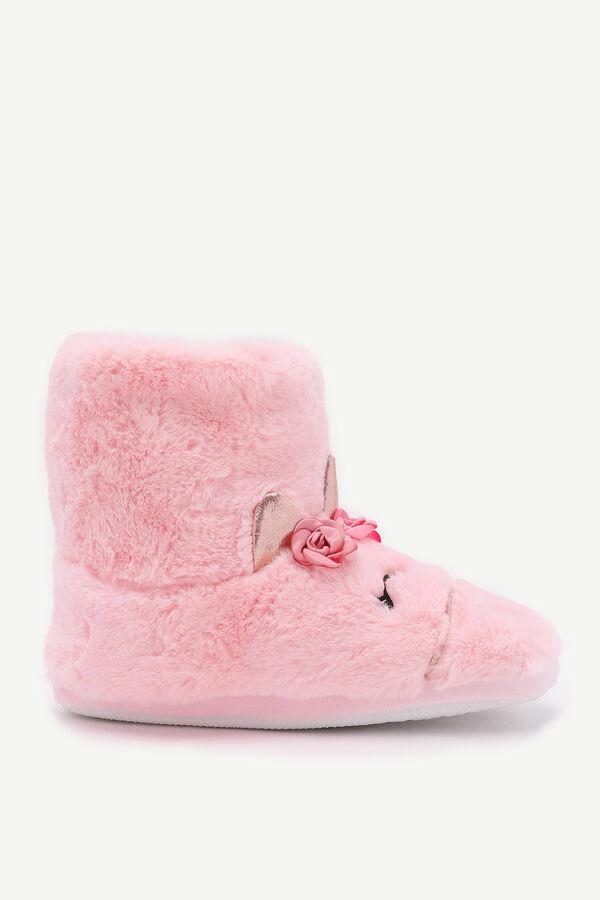 Unicorn Bootie Slippers