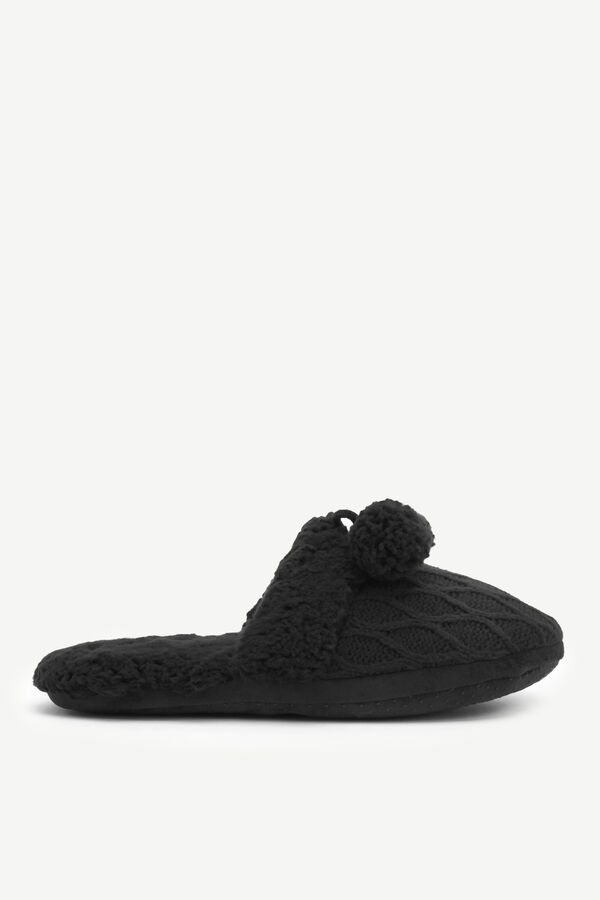 Eco-Conscious Slide Slippers