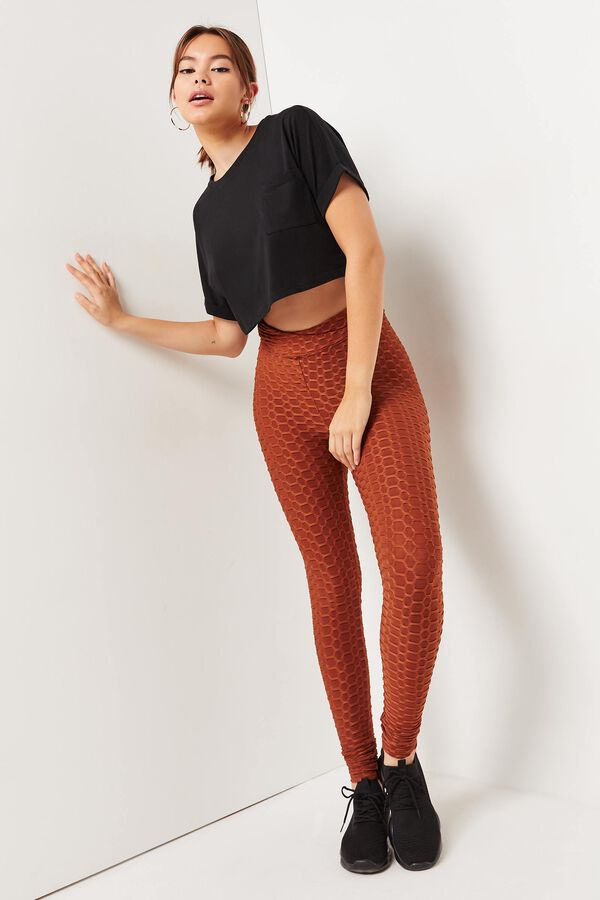 Honeycomb Leggings