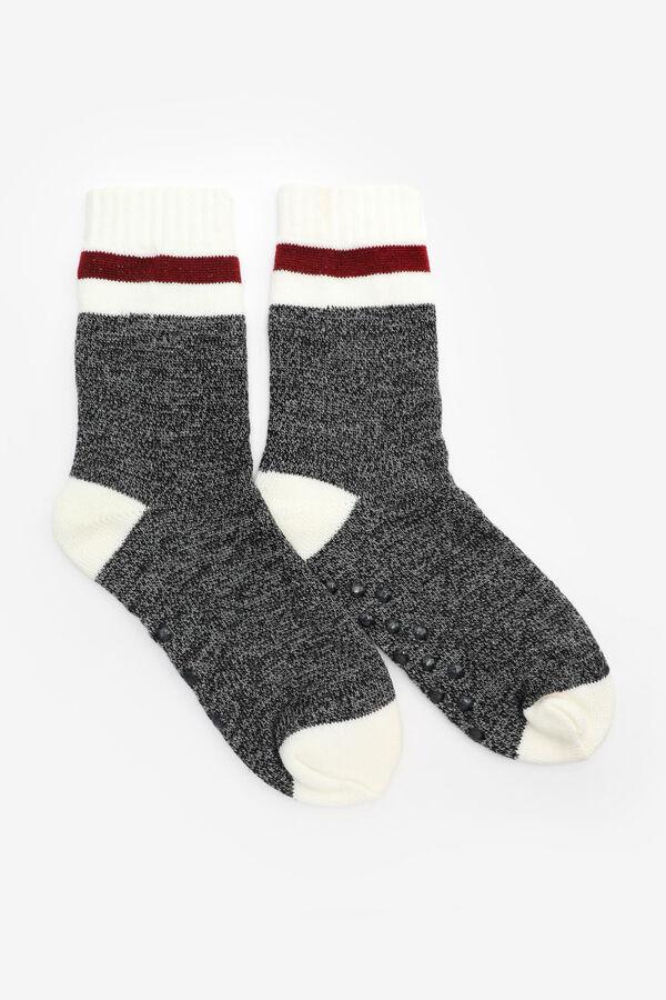 Cabin Slipper Socks