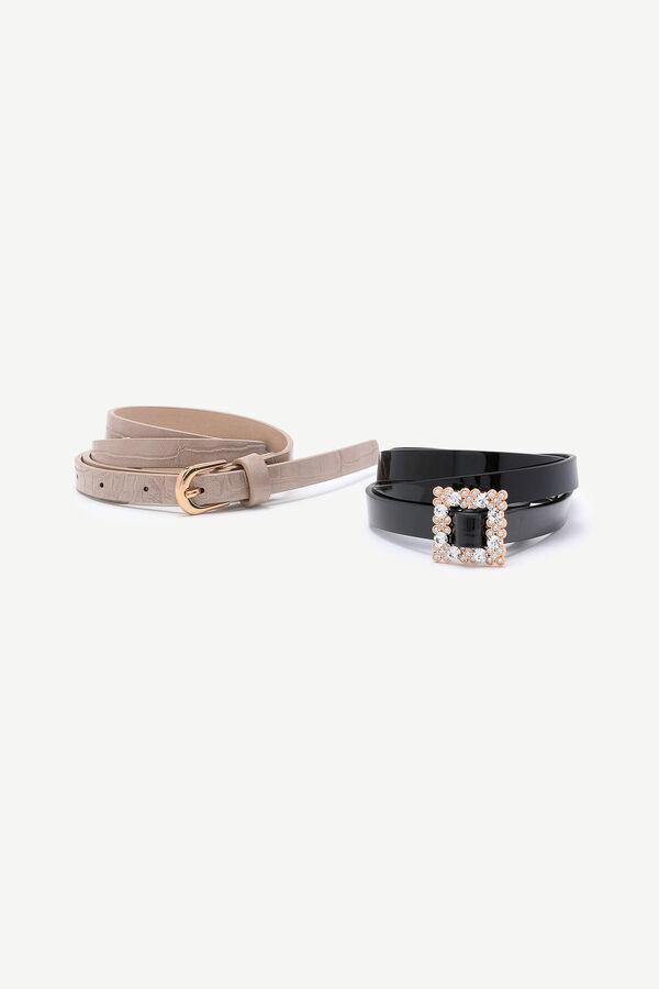 Paquet de 2 ceintures