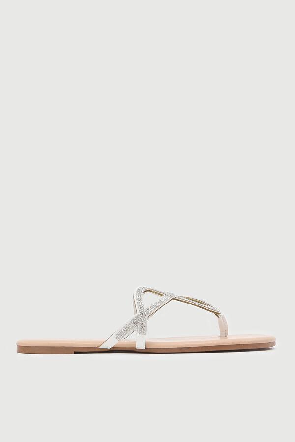 Flip-flops avec cristaux