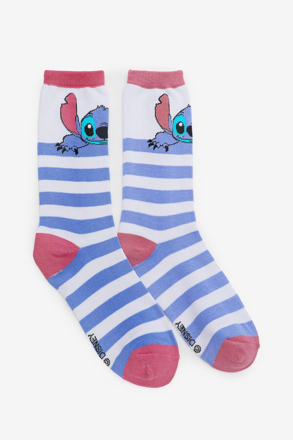 Stitch Crew Socks