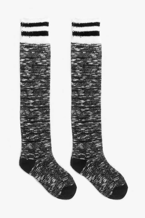Knee-High Cabin Socks