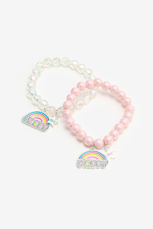Beaded BFF Bracelets for Girls