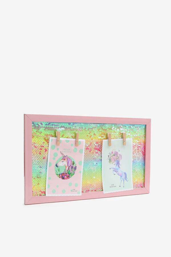 Sequin Picture Holder