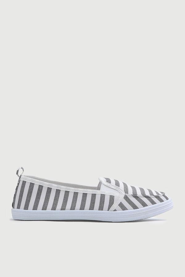 Breton Stripe Slip-On Sneakers