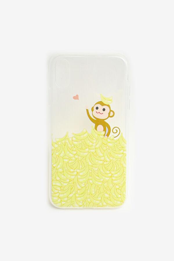 Monkey iPhone XR Case
