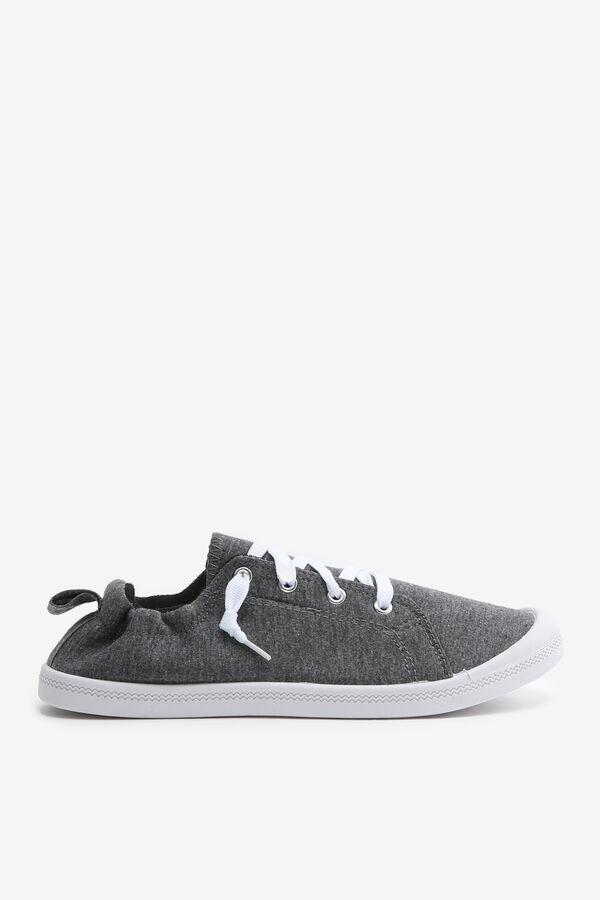 Elastic Back Sneakers