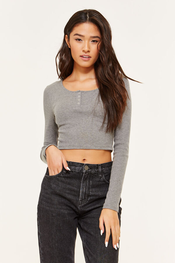 2d8386aced2 Ribbed Crop Top - Clothing   Ardene