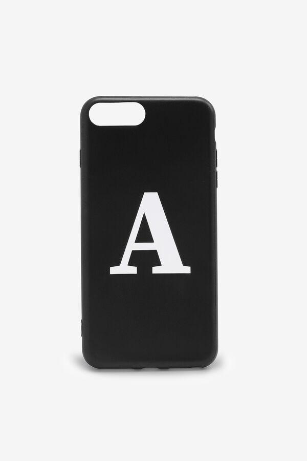 Letter A iPhone 6/7/8 Plus Case
