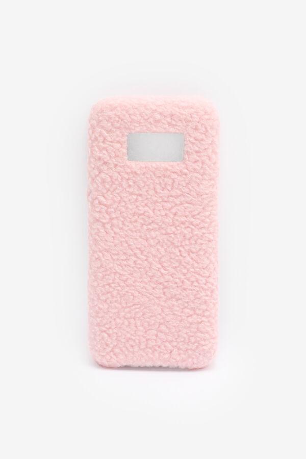 Pink Teddy Samsung S8 Case