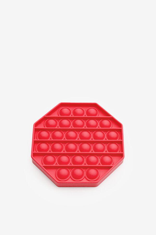 Octagon-Shape Pop Fidget