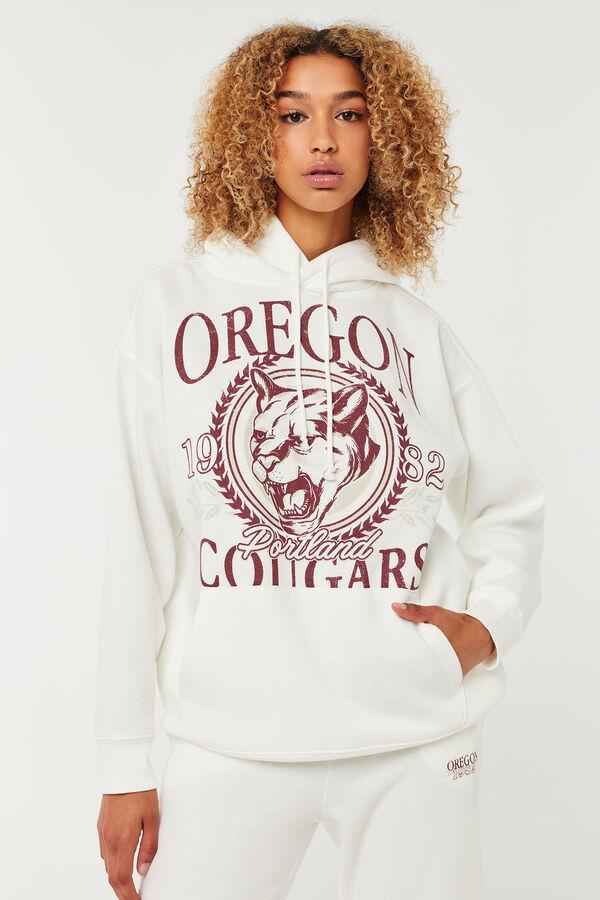 Oregon Boyfriend Hoodie