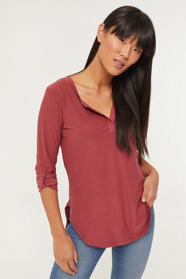 High-Low Super Soft Shirt