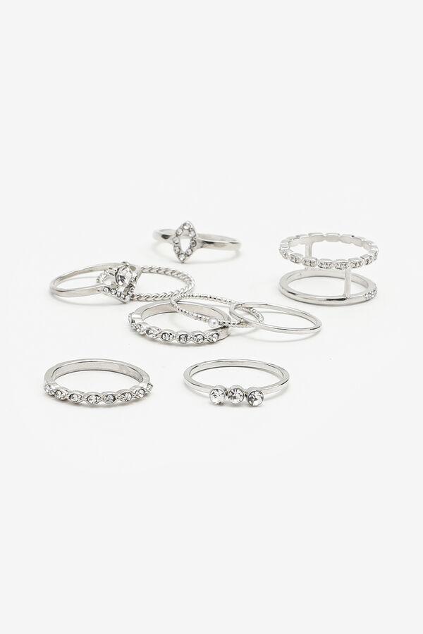 7-Pack of Rings