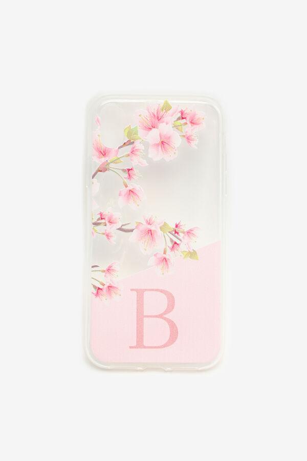 Letter B iPhone XR Case