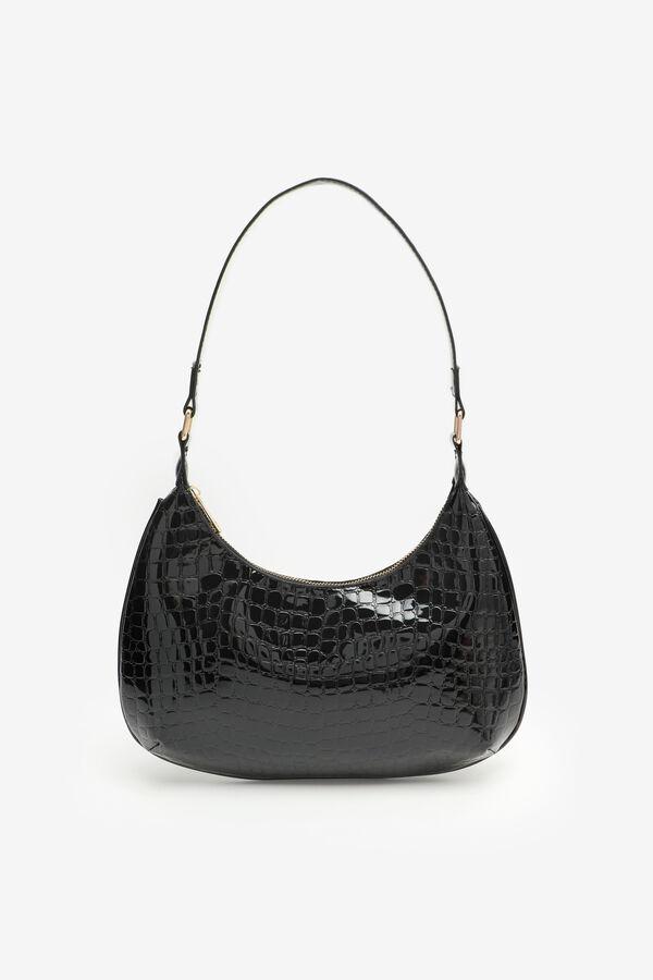 Reptile Shoulder Bag