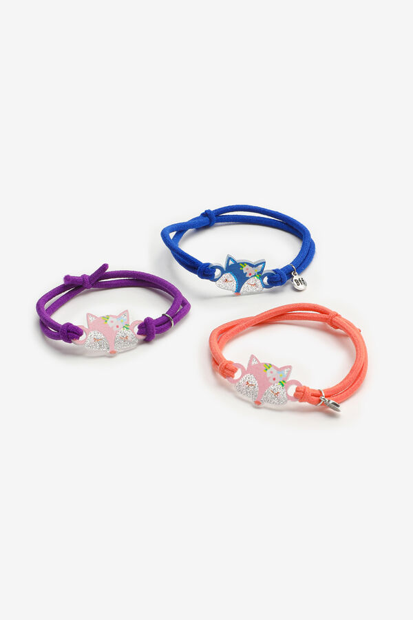 Fox BFF Bracelets for Girls
