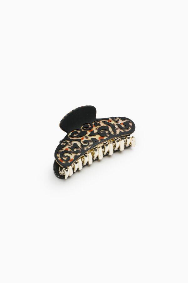 Leopard Hair Claw