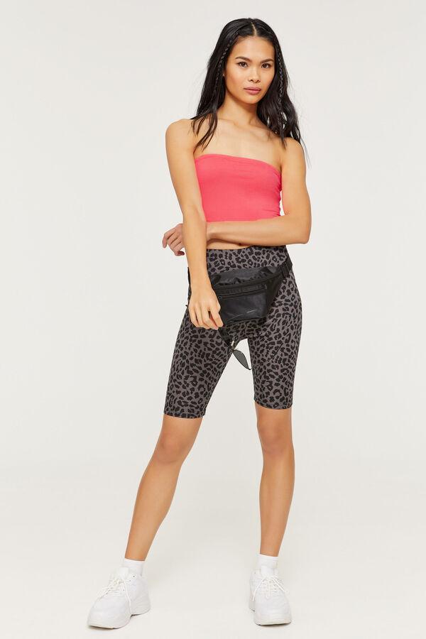 Leopard Scuba Bike Shorts Clothing Ardene