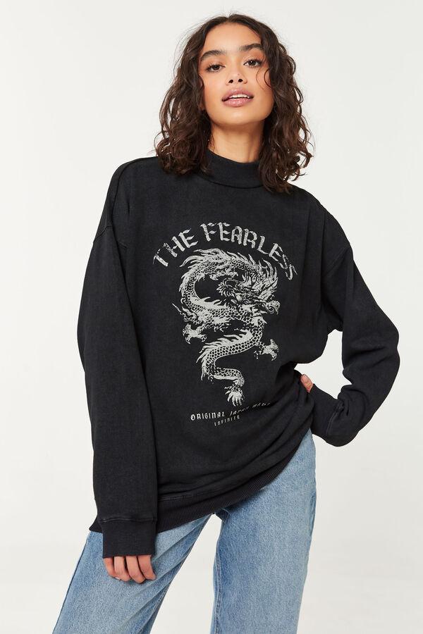 Dragon Boyfriend Sweatshirt