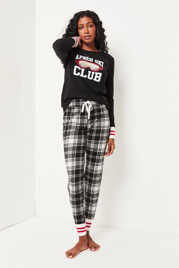 Pyjama Après Ski Club