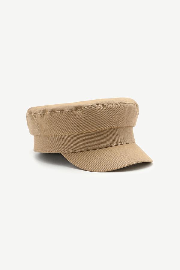Corduroy Baker Boy Cap