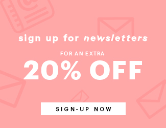 Sign up to Newsletters