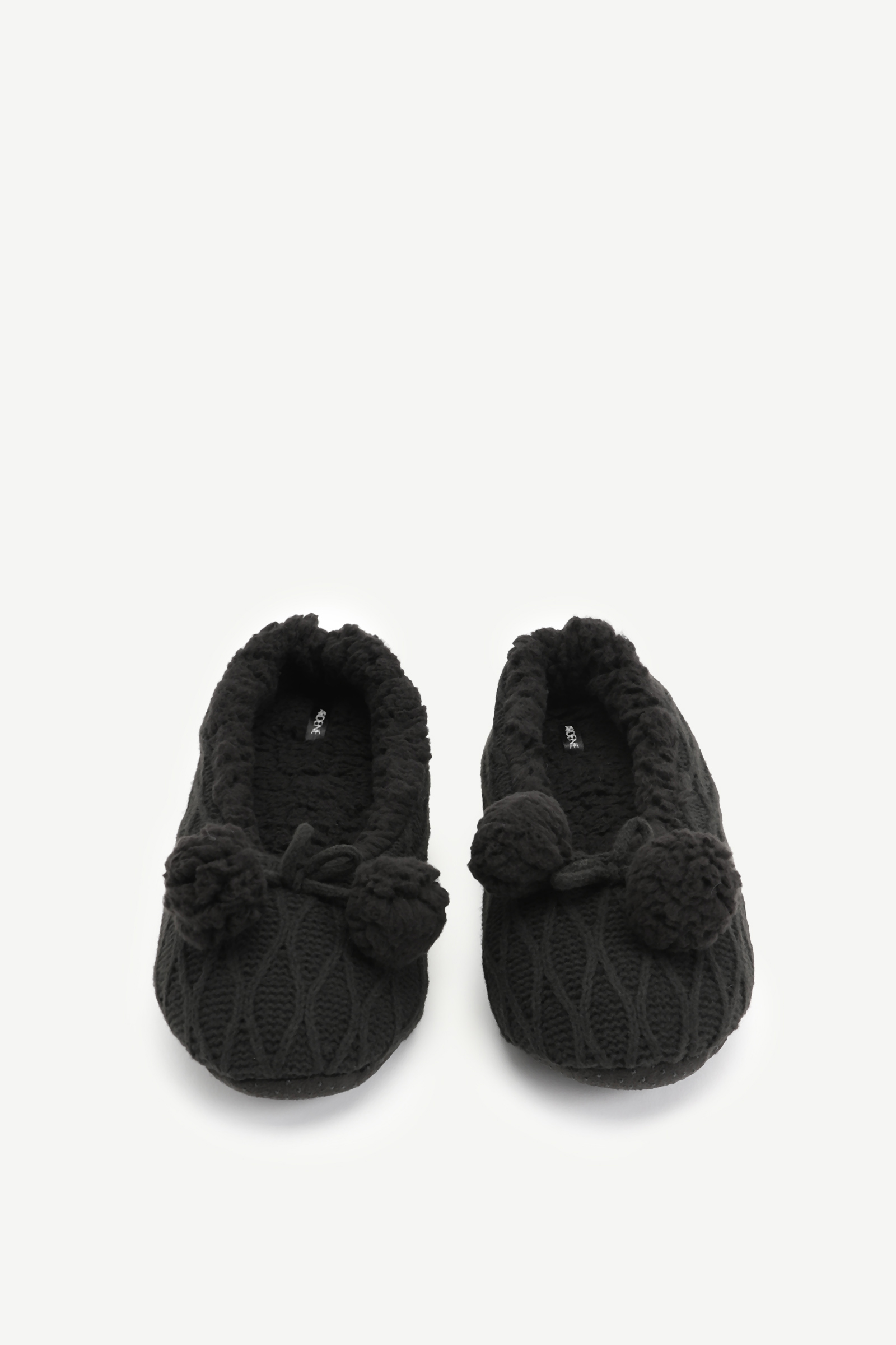 Eco-Conscious Ballet Slippers