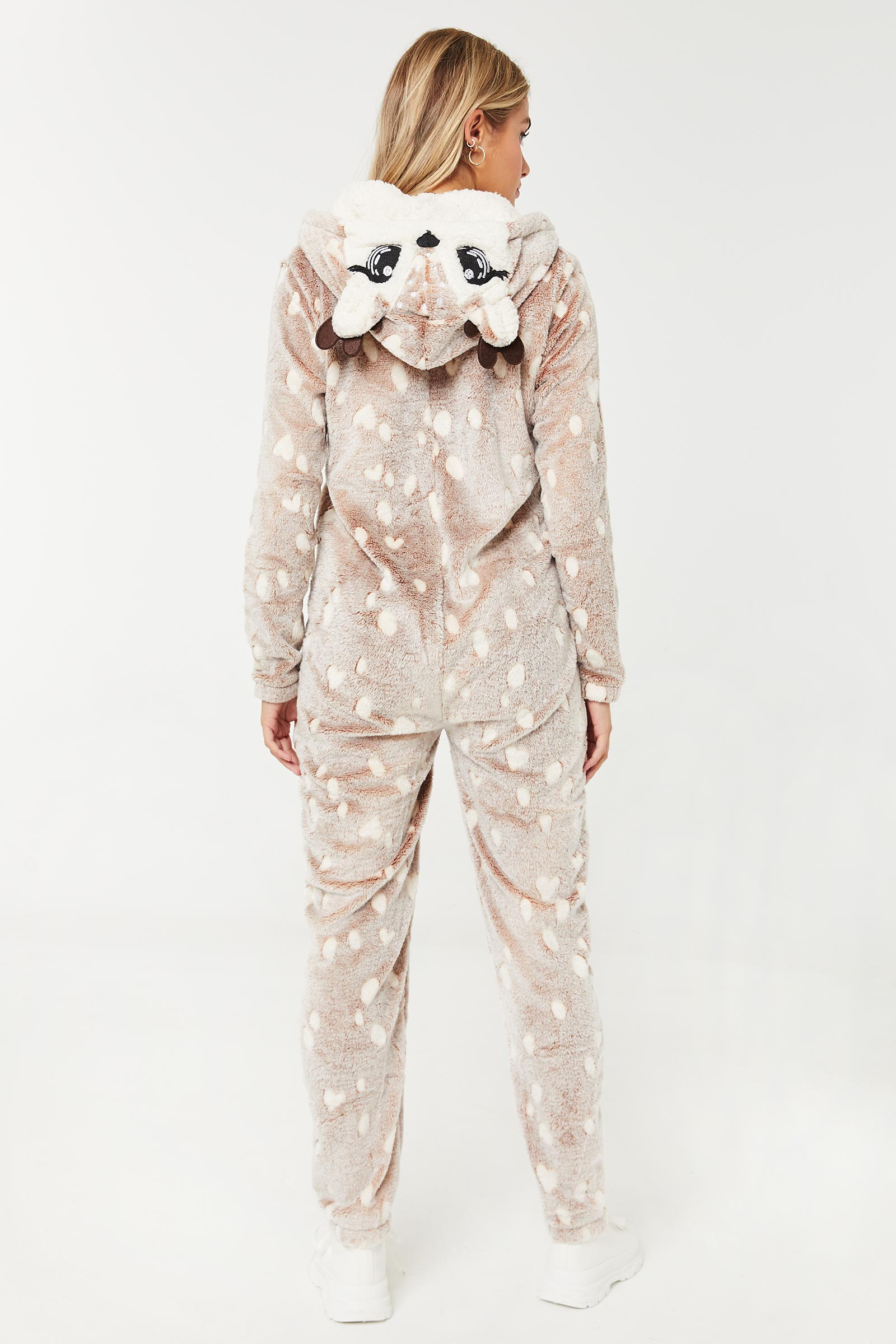 Costume une-pièce de renne