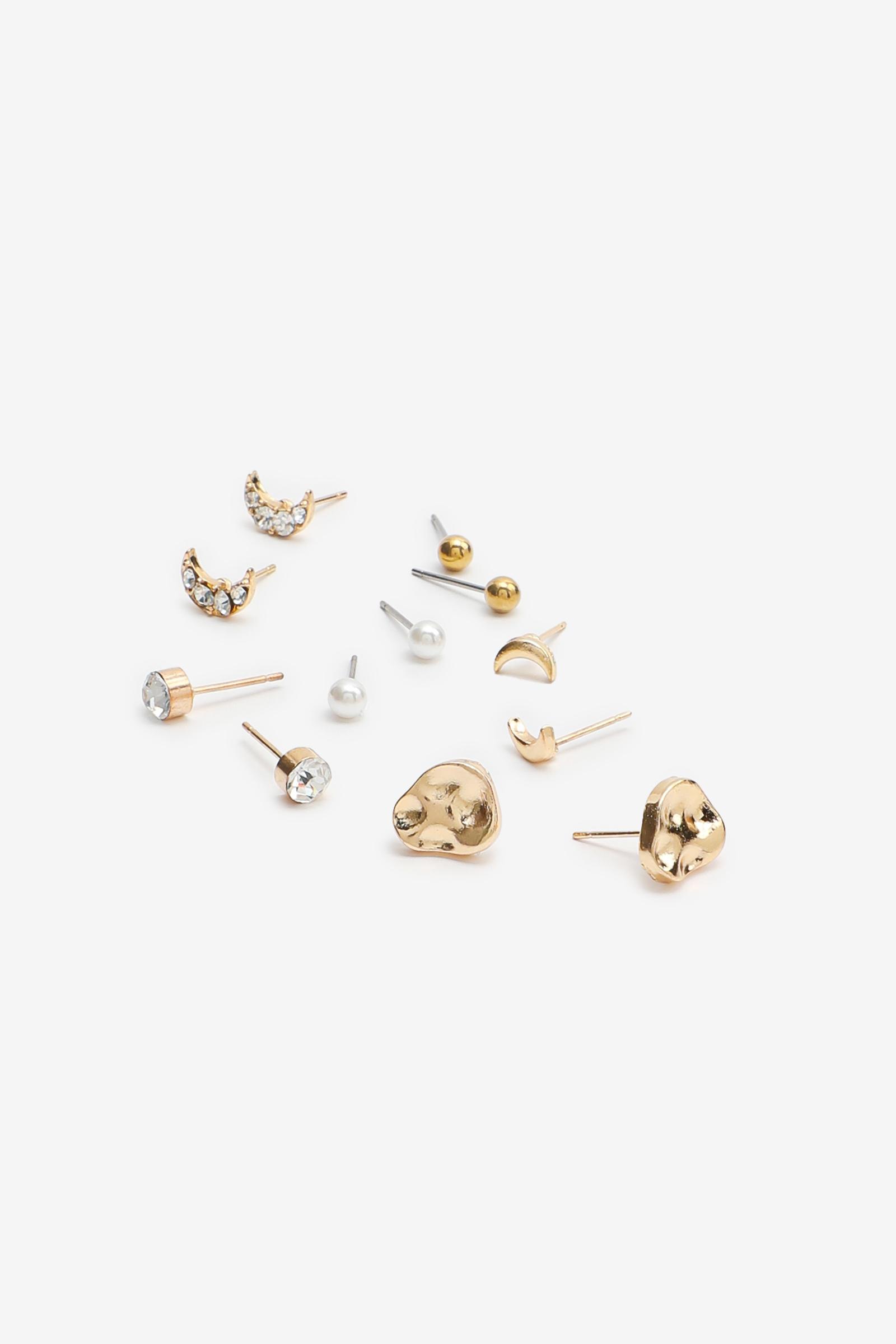 Paquet de boucles d'oreilles assorties