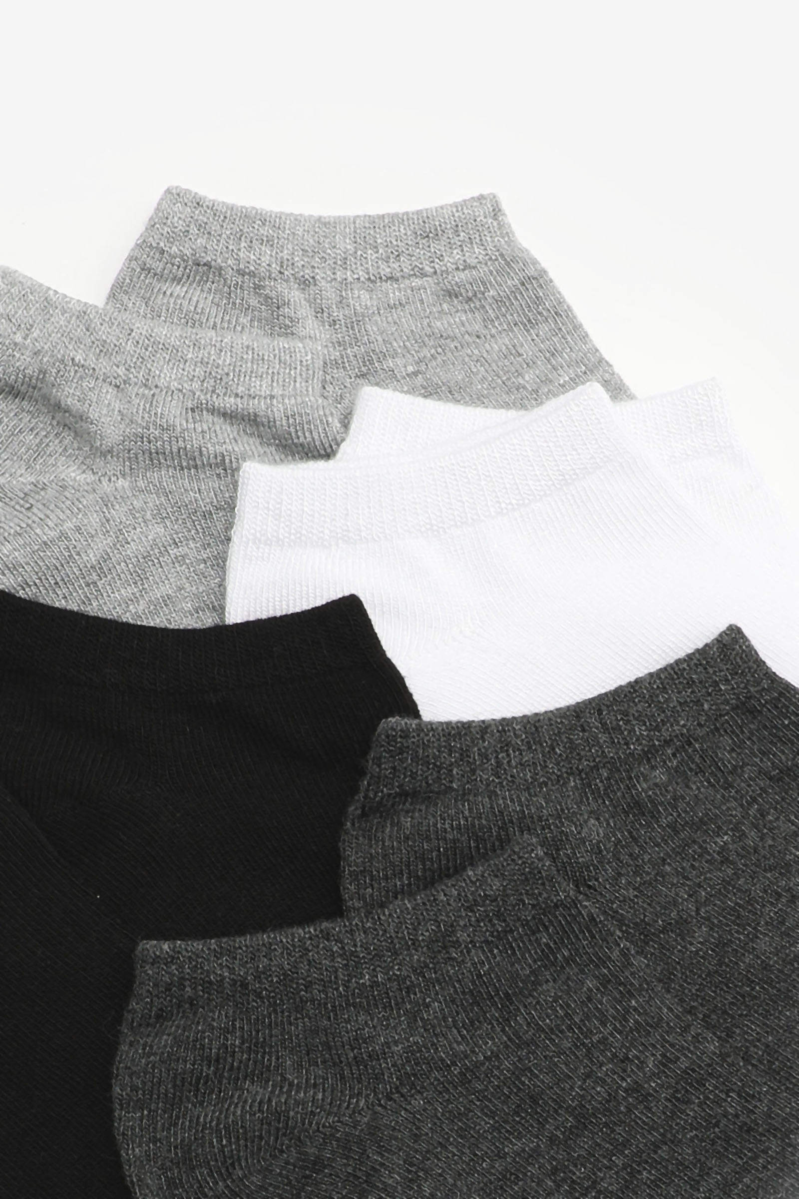 Pack of Bamboo Ankle Socks