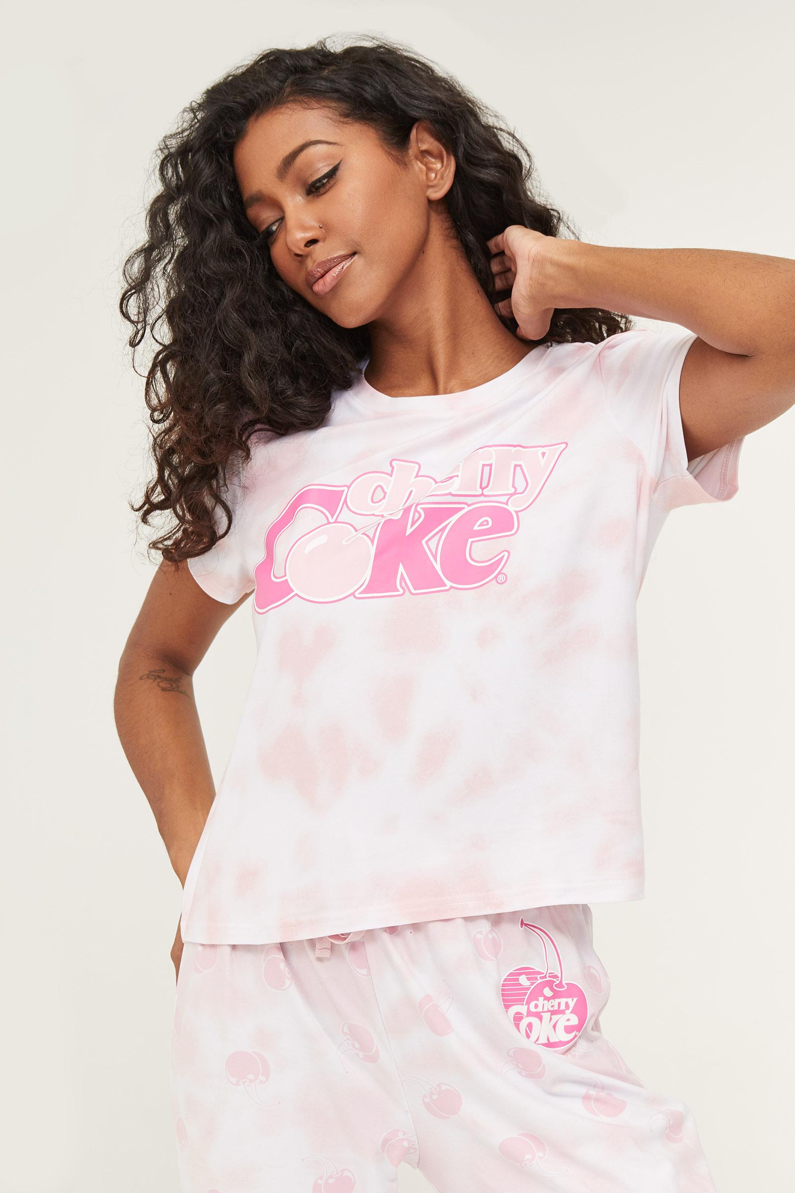 Cherry Coke PJ Set