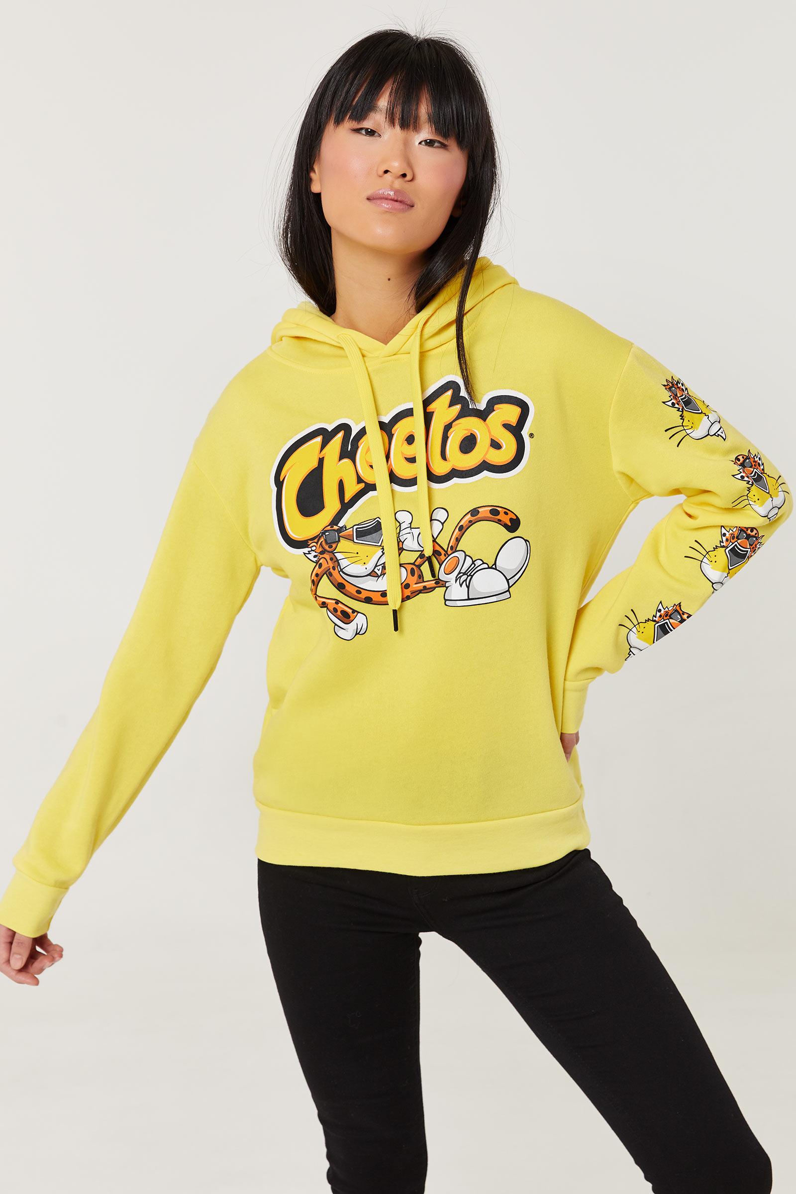 Chandail à capuchon Cheetos