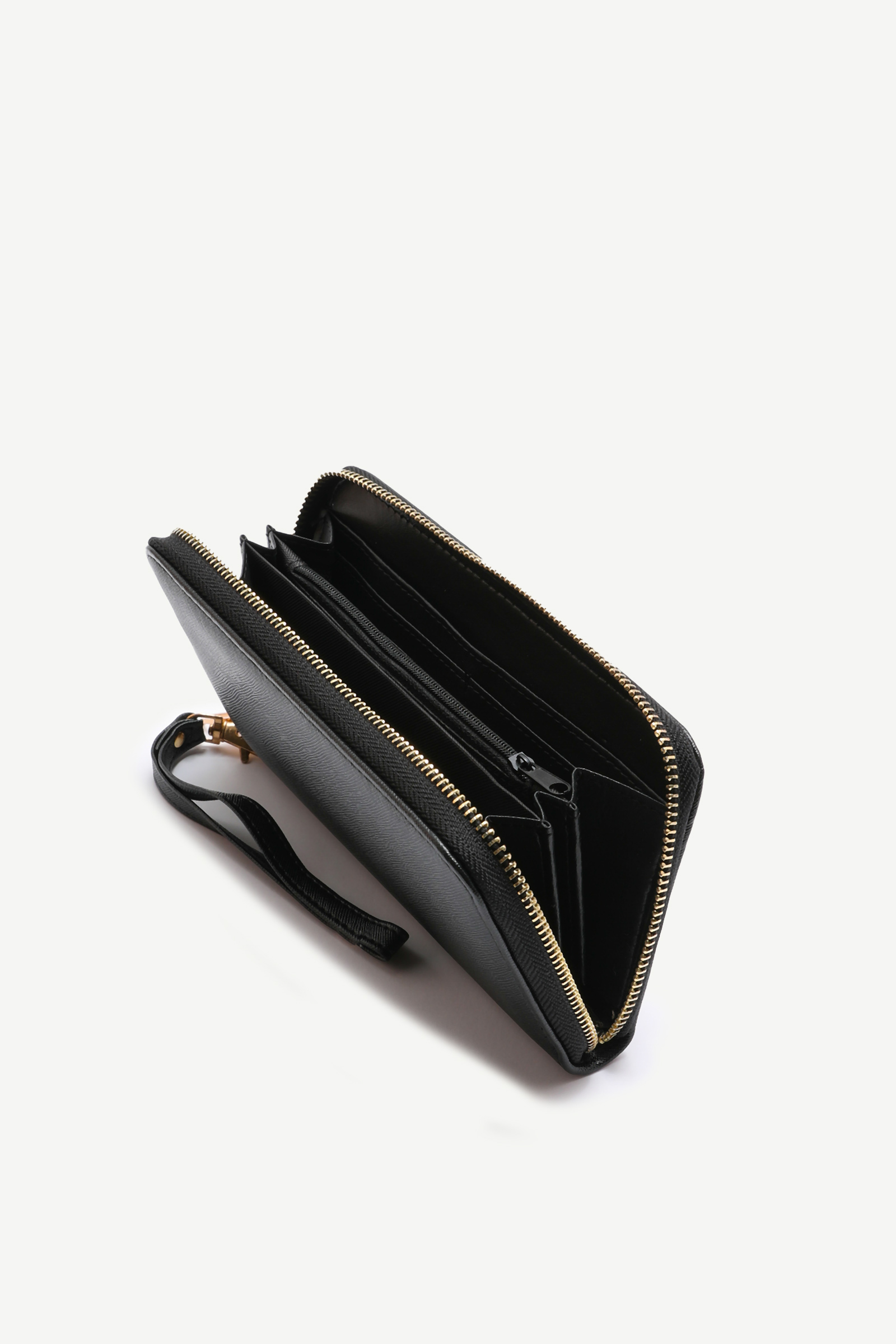 Letter Accordion Wallet
