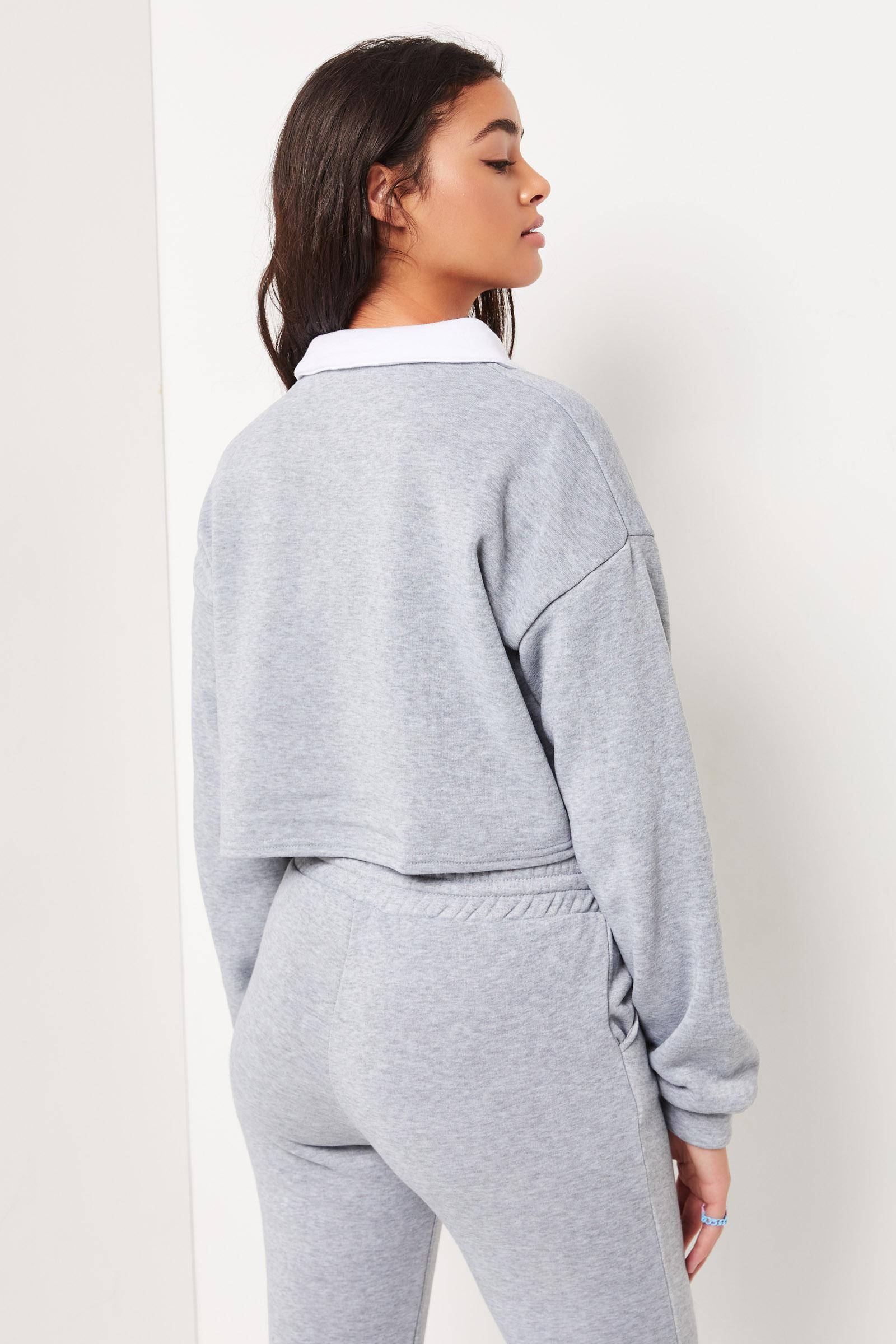 Tennis Club Polo Sweatshirt