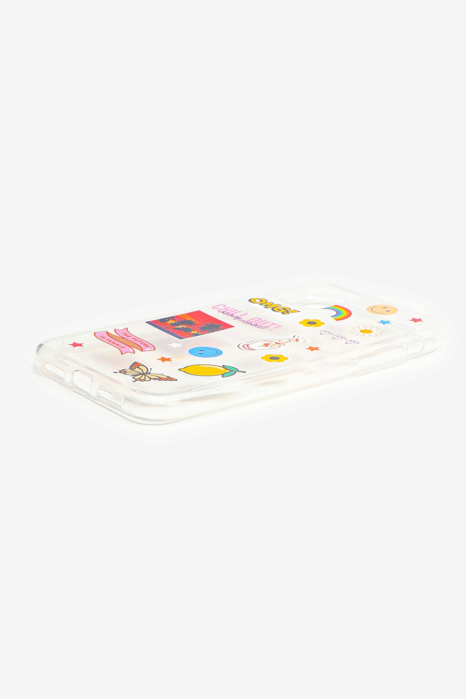 Sticker Print iPhone 11 Case