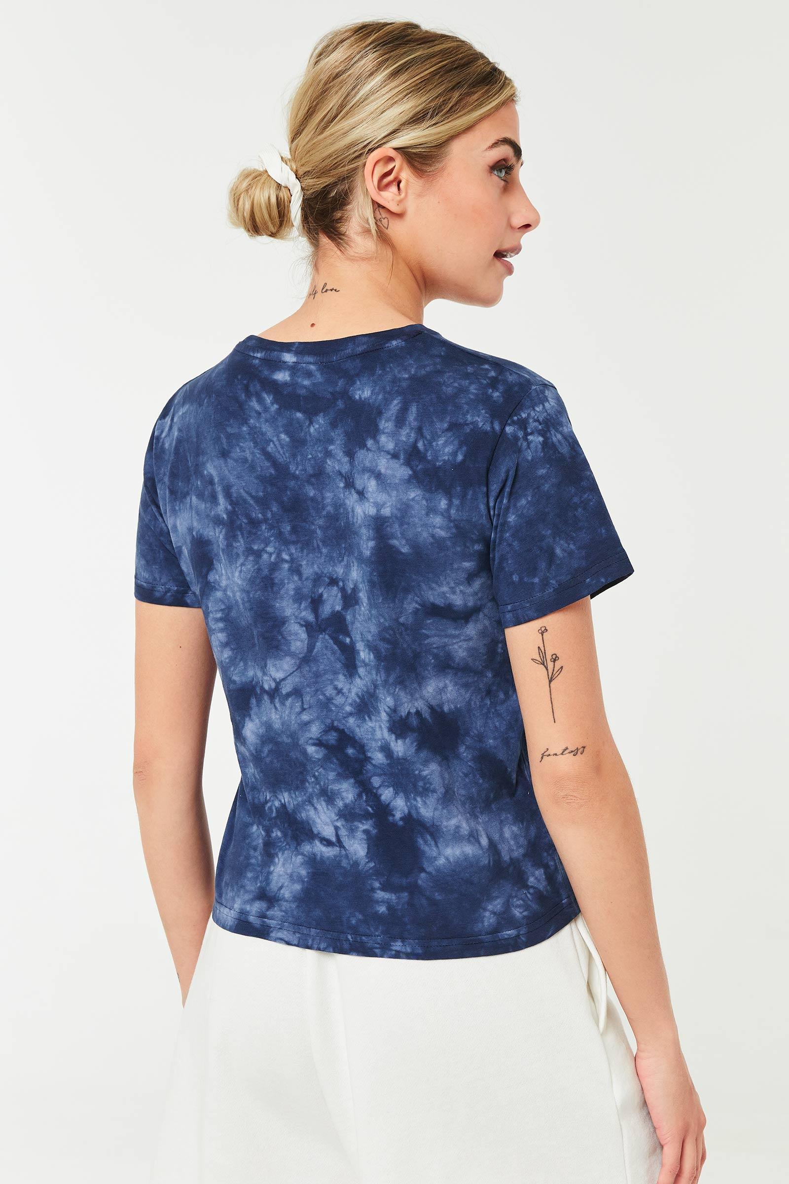 T-shirt tie-dye Manhattan