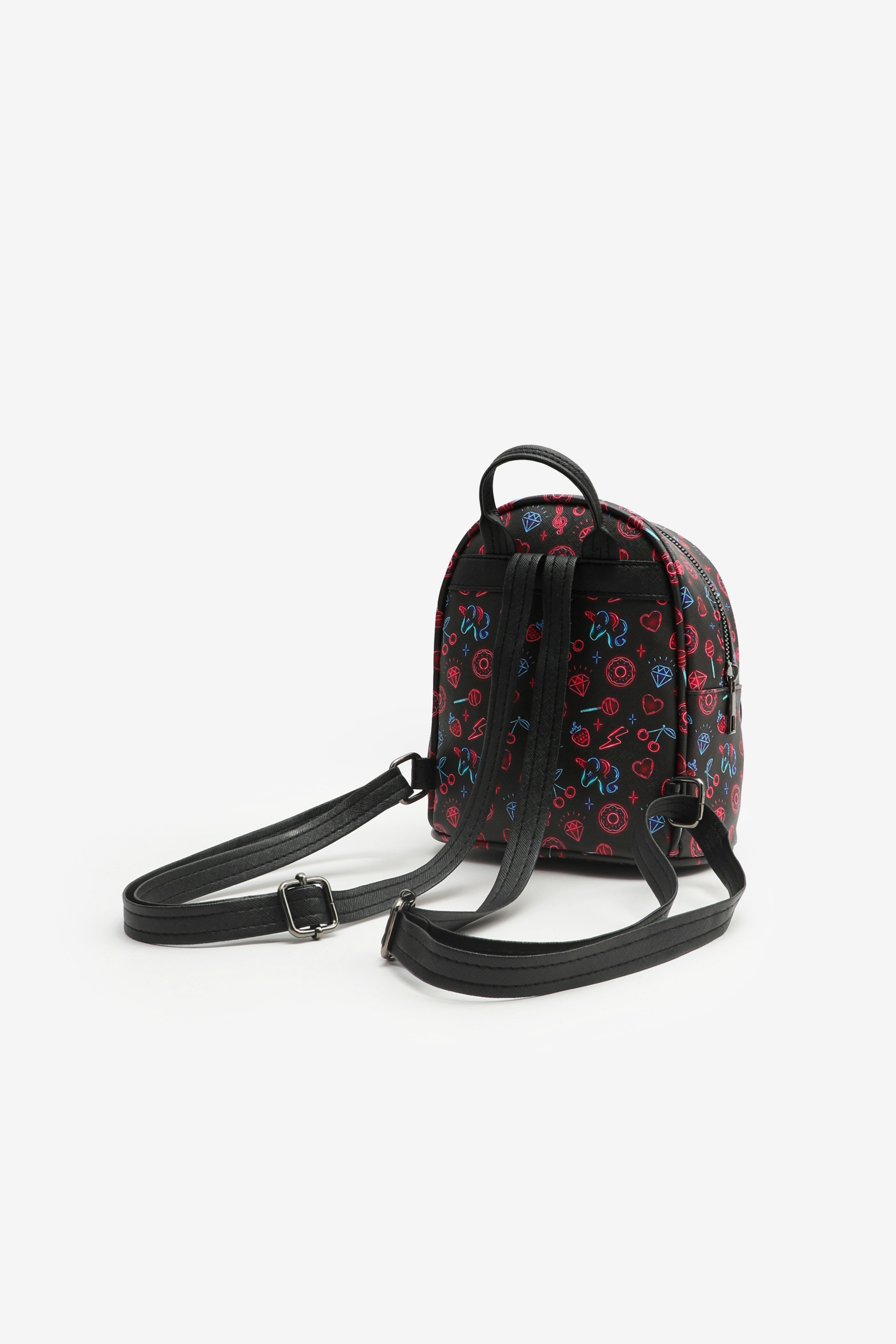 Printed Backpack for Girls