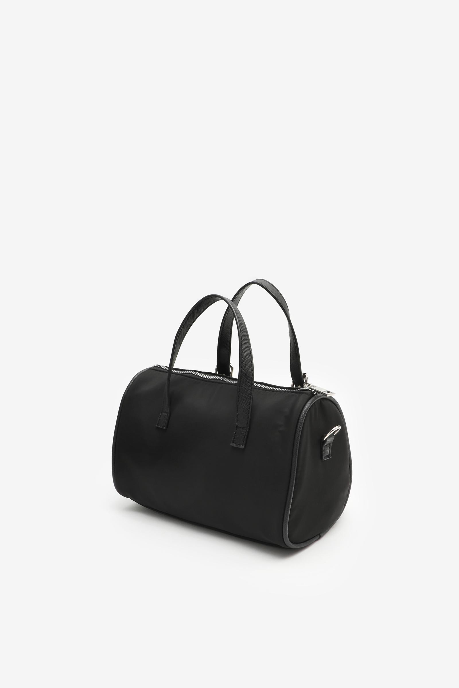 Mini Nylon Tote Bag