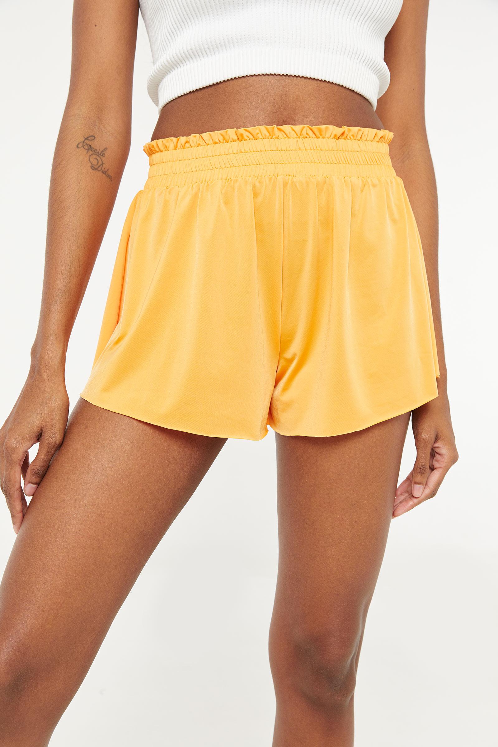 Basic Smocked Shorts