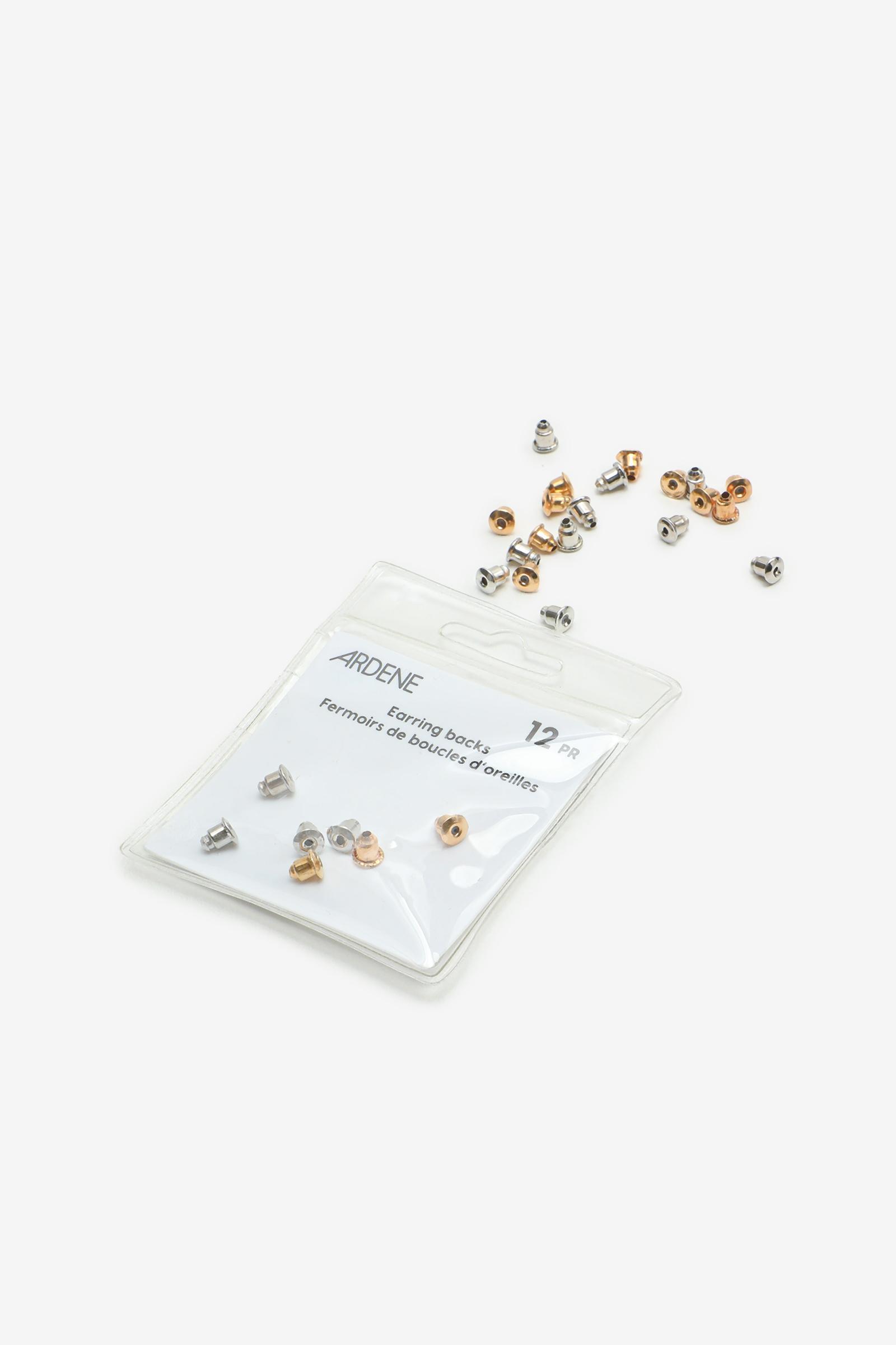 Pack of Earring Bullet Backings