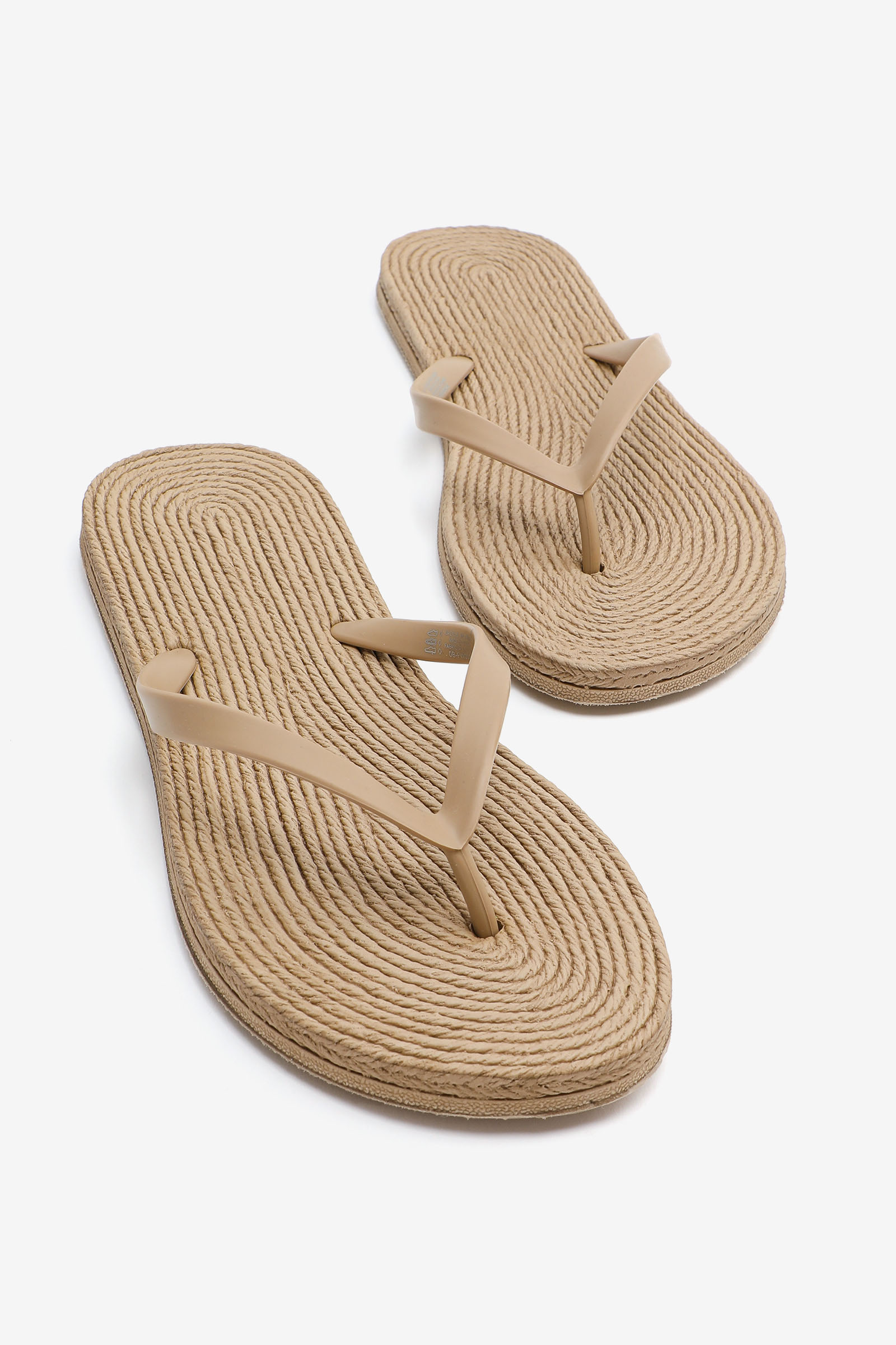Cord Flip-Flops