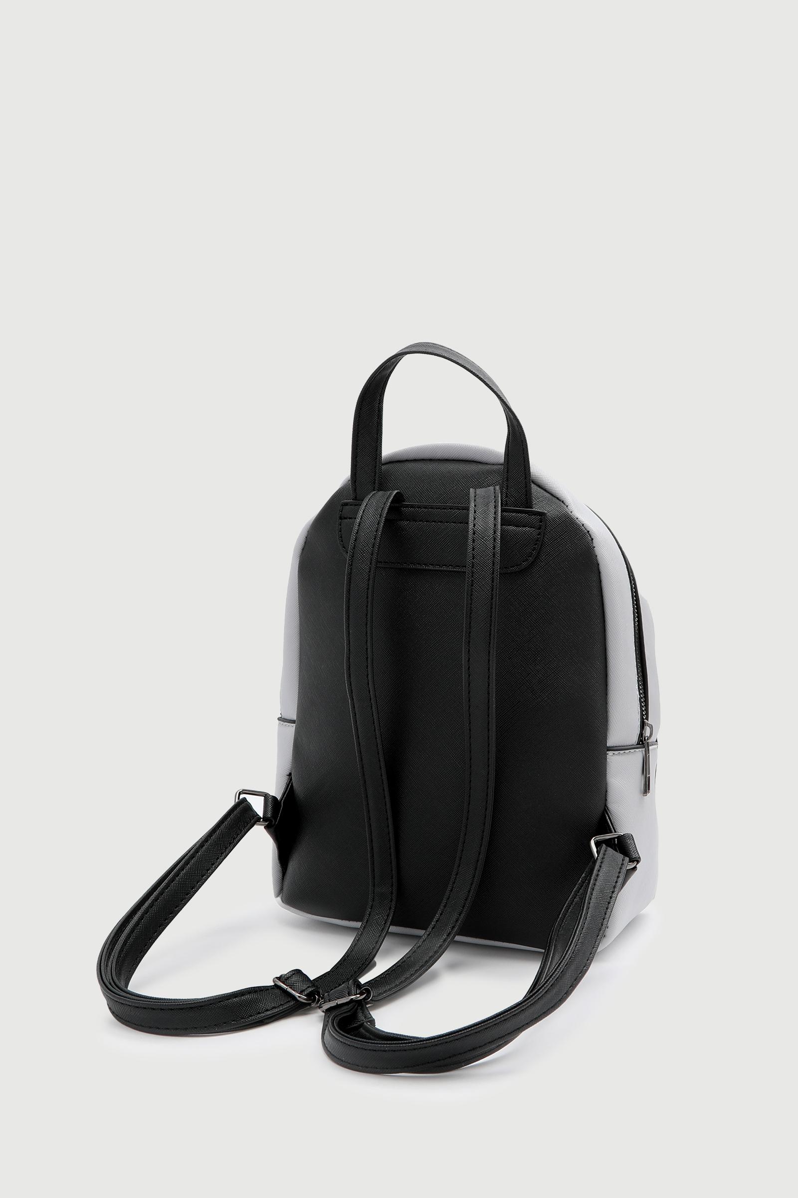 Color Block Backpack