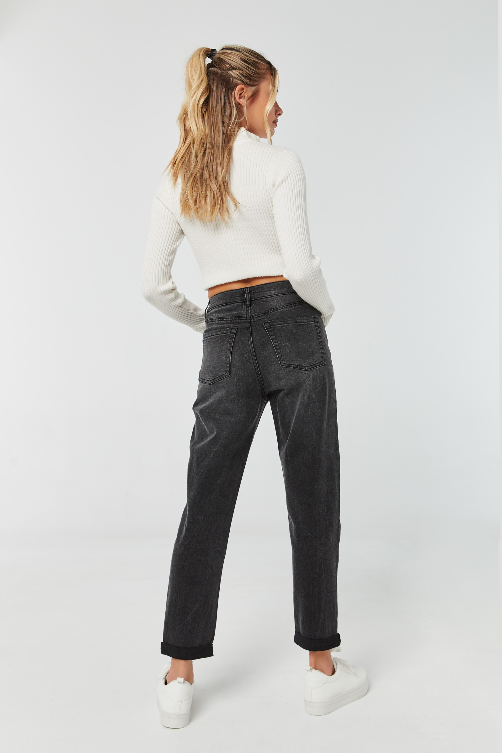 Easy Mom Jeans