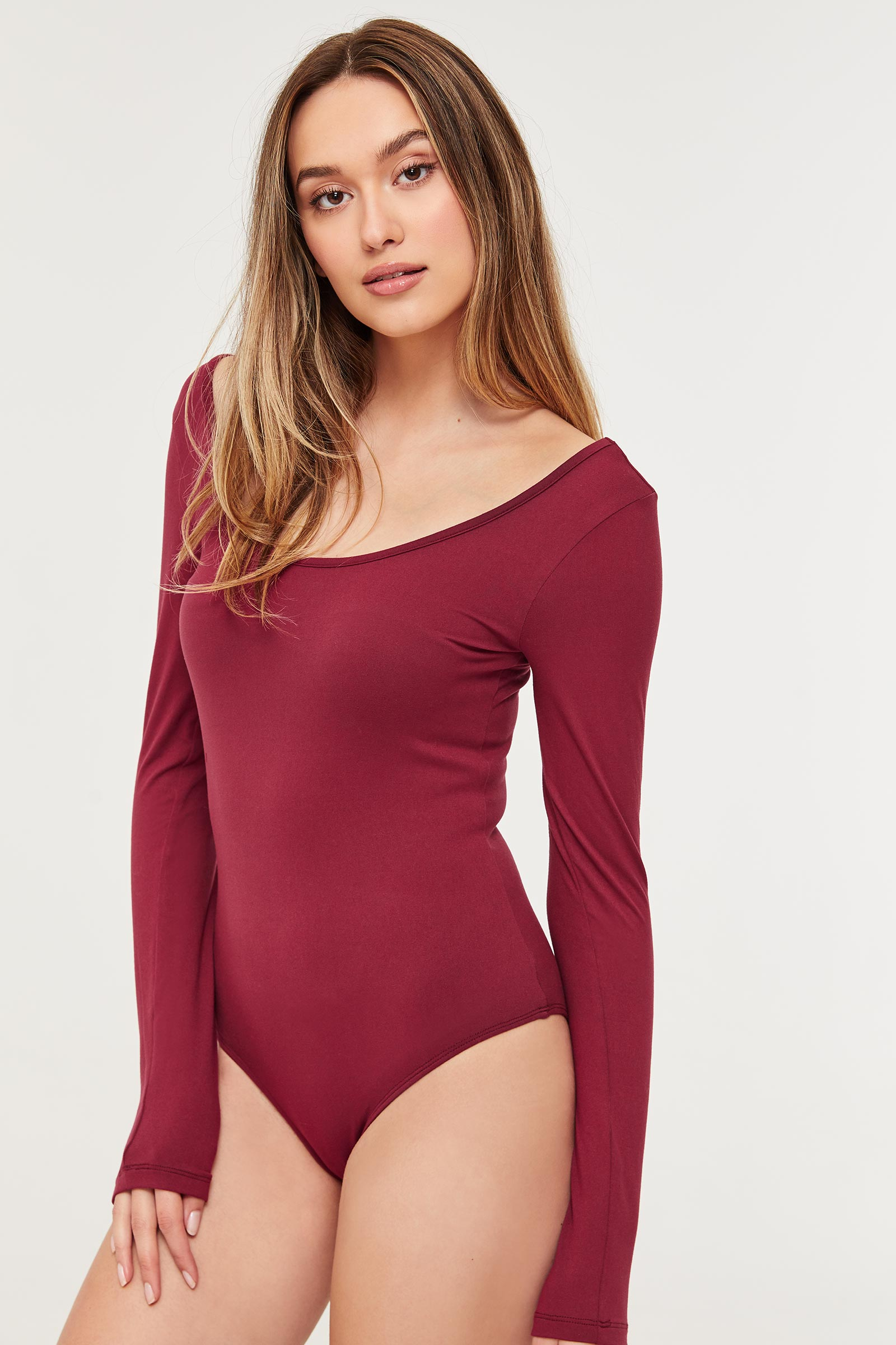 Eco-Conscious Recycled Fabric Bodysuit